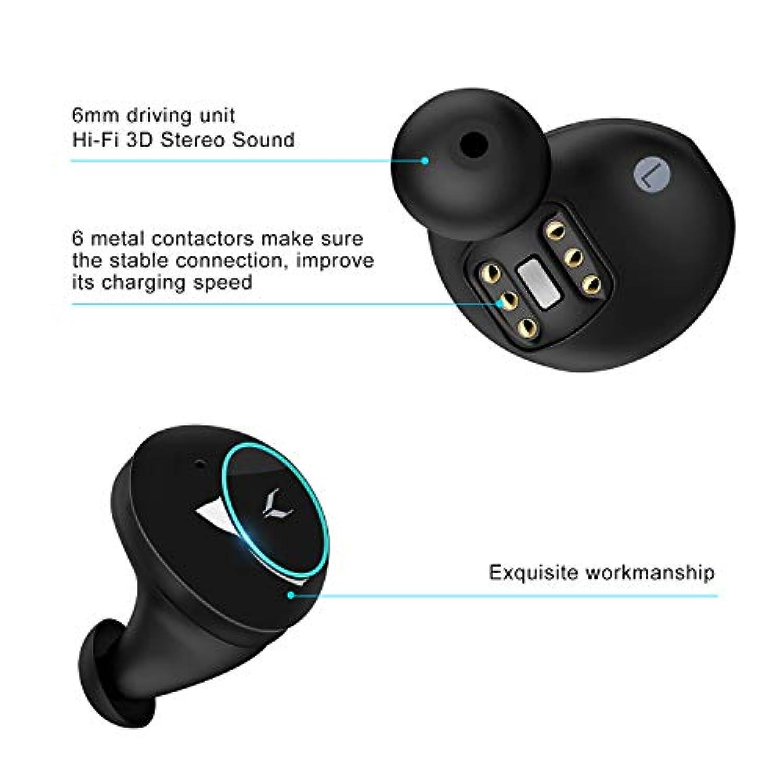 MYCARBON Ecouteur Bluetooth Oreillette sans