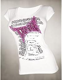 Tapout Damen T-Shirt Neon Beige
