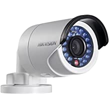 Hikvision HD Series DS-2CD2020F-I 2MP 1080P Compact IP Night Vision Outdoor Bullet Camera (Multicolor)
