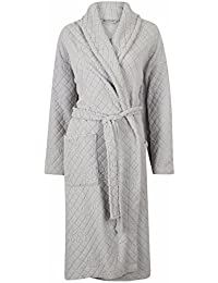 Ladies Marks   Spencer Carved Rose Belted Dressing Gown Robe M S 6 Colours  (16- 964a56c04