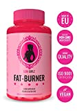 Slim Girlz Fat-Burner | Quemador De Grasa Para Mujeres | 10...