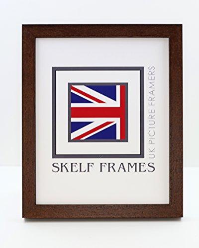 Skelf Frames Phoenix Bilderrahmen, für Foto Oder Zertifikat, Holz, 30,5x 20,3cm,