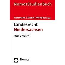 Landesrecht Niedersachsen: Studienbuch