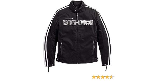 Harley Davidson Rally Textile Riding Jacket 98163 17em M Bekleidung