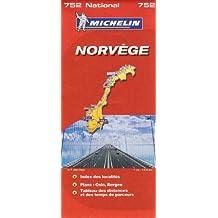 Norvège : 1/1 250 000