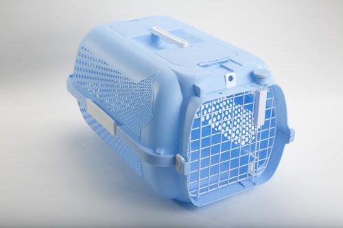 Zootopia Chat Pet Voyageur Bleu