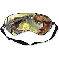 Natural Silk Eyes Mask Sleep Dinosaur Blindfold Eyeshade with Adjustable for Travel,Nap,Meditation,Sleeping,Shift... preisvergleich bei billige-tabletten.eu