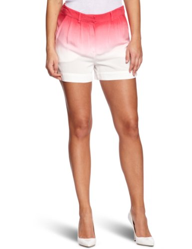 VERO MODA Damen Short Rosa - Pink Lemonade