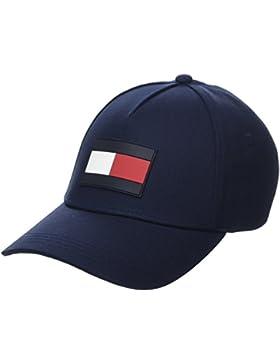 Tommy Hilfiger TH Flag Cap, Gorra de Béisbol para Hombre