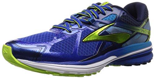 Brooks Ravenna 7 Scarpe da corsa, Uomo, Blu (Blau (SurfTheWeb/LimePunch/PeacoatNa)), 42 EU