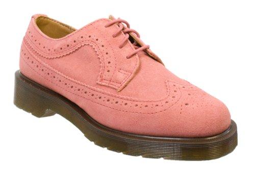 Dr.Martens3989HiWPWomenFadedRoseRosaSuede Shoes, 42