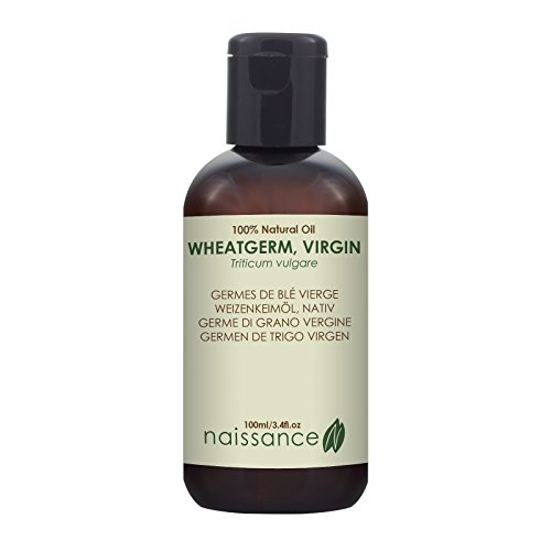 Germen de Trigo Aceite Vegetal 100% Puro - 100ml