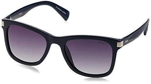 IDEE Polarized Square Men's Sunglasses - (IDS2089C3PSG|52|Smoke Gradient Polarized lens) image