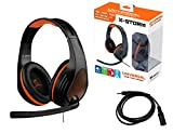 Subsonic - Stereo Gaming Headset with micro X-Storm X-1000 for Playstation 4 - PS4 - Xbox One