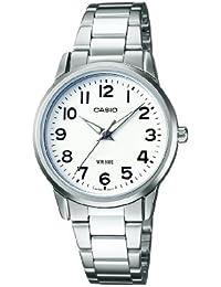 Carte Blanche  LTP-1303PD-7BVEF - Reloj de cuarzo para mujer, con correa de acero inoxidable, color plateado