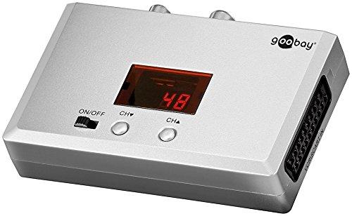 Video-modulator (Goobay HF-3300 Breitband Audio / Video HF Modulator mit LED mono)