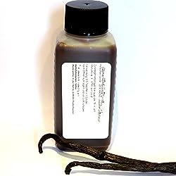 100ml Bio Bourbon Vanille Extrakt - DE-ÖKO-005 - ohne Alkohol -