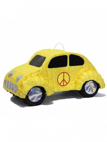 Piñata voiture hippie