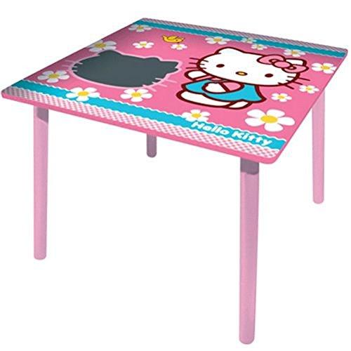 Tavolino Hello Kitty.Hello Kitty Legno Tavolo