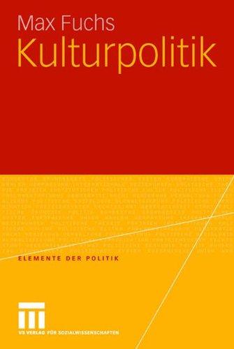 Kulturpolitik (Elemente der Politik)