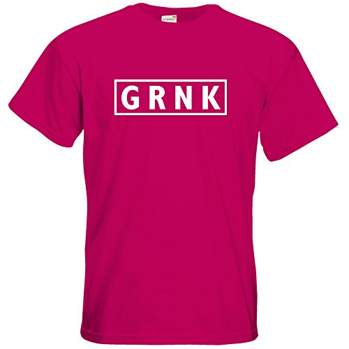getshirts - Gronkh Official Merchandising - T-Shirt - Grnk Sorbet
