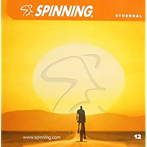 SPINNING® Übung Musik CD Volume 15-Andromeda, Blau-blau, Size