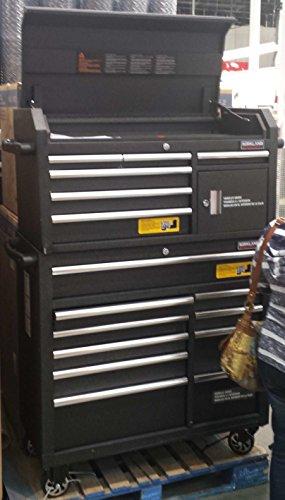 Werkstattwagen 16 Schubladen 107cm breit – 160cm hoch - 2