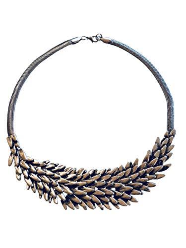 RainTraders Halskette mit Anhänger Game of Thrones, GoT, Daenerys Targaryen, Drache, Khaleesi, (Targaryen Khaleesi Kostüm)