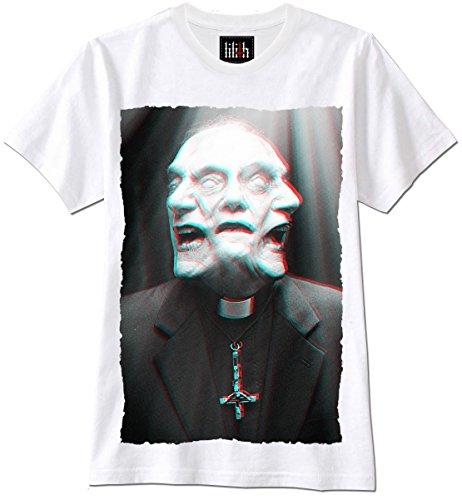 Lilith T-Shirt Priest Priester Horror Zombie Apocalypse Trippy -