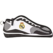 Real Madrid 811854584 2018 Estuches, 24 cm, Blanco