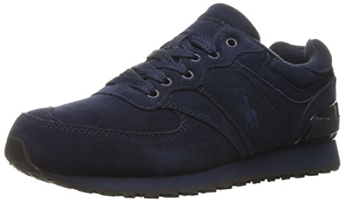 Polo Ralph Lauren Slaton poney Fashion Sneaker Bleu Marine