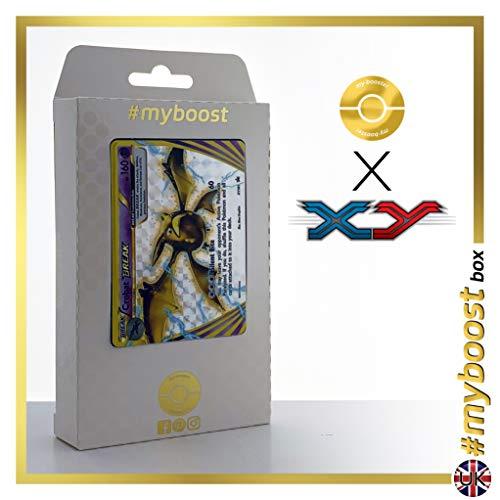 CROBAT Break () XY181 - #myboost X XY - Box mit 10 Englische Pokémon-Karten