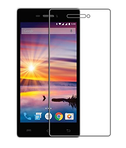 Magic Brand Tempered Glass 2.5 Curve screen Protector For Lava Flair Z1  available at amazon for Rs.149