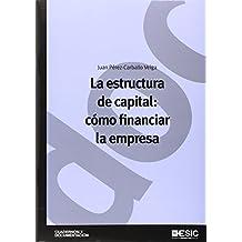 Estructura De Capital: Cómo Financiar La Empresa (Cuadernos de documentación)