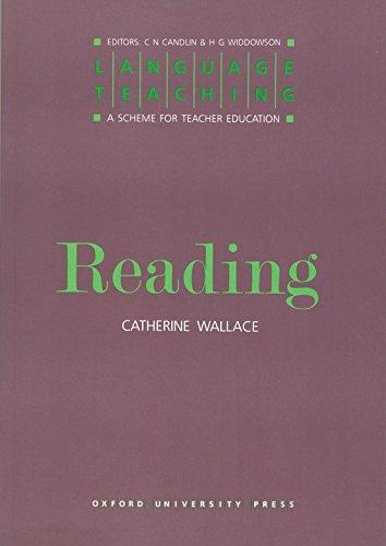 Language Teaching. A Scheme for Teacher's Education. Reading: A Scheme for Teacher Education (Language Teaching: A Scheme for Teacher Education)