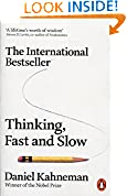 #1: Thinking, Fast and Slow (Penguin Press Non-Fiction)