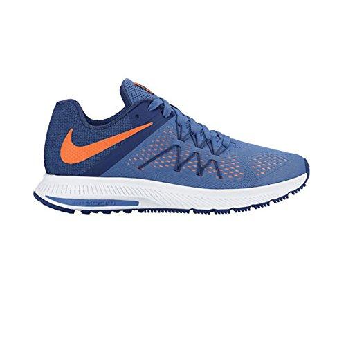 Nike 831561-402, Sneakers trail-running homme Bleu