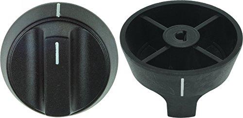 Parry knobphen Einstellknopf, 47mm Durchmesser