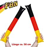 Fries FAN AIR STICKS DEUTSCHLAND FÜR EM / WM