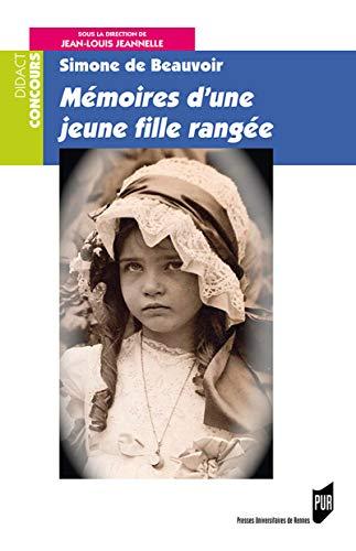Simone de Beauvoir, Mémoires d'une jeune fille rangée: Agrégation de Lettres