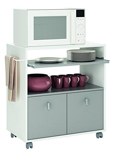 Arredamenti italia ar it 585 gastone carrello da cucina for Arredamenti italia prezzi