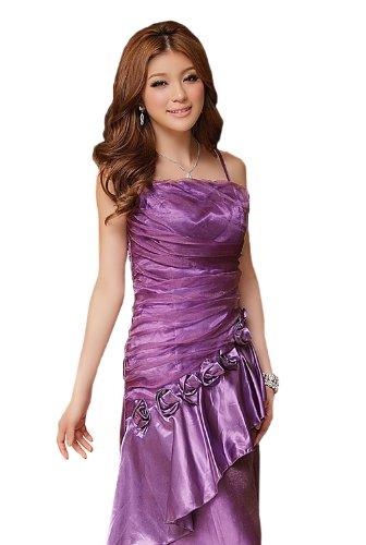 VIP Dress Robe de soirée élégante Violet