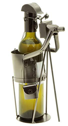 H-line hline portabottiglie fotografo vino regalo bottiglia maschio fotograph