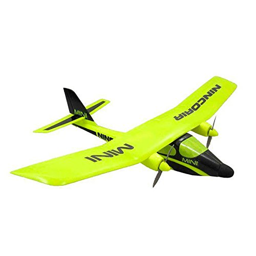 Ninco 6400006 - Air R/C Mini Flyer 506, rtfa 2 canaux, 27 MHz