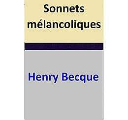 Sonnets mélancoliques