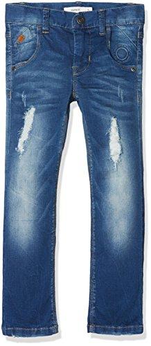 NAME IT Jungen NKMTHEO DNMTATE 2013 Pant NOOS Jeans, Blau (Light Blue Denim), 110