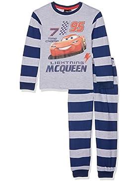 Leomil Fashion Jungen Zweiteiliger Schlafanzug Long Pyjama