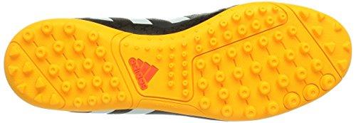 adidas Predito Instinct TF Herren Fußballschuhe Schwarz (Black 1 / Running White / Neon Orange)
