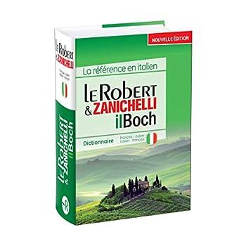 Dictionnaire Le Robert & Zanichelli Italien