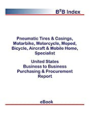 Pneumatic Tires & Casings, Motorbike, Motorcycle, Moped, Bicycle, Aircraft & Mobile Home, Specialist United States: Purchasing + Procurement Values in the United States